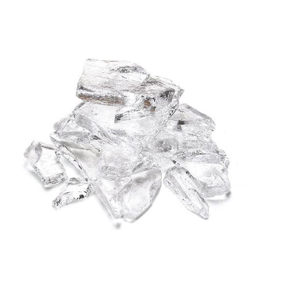 Bullseye Patties - Crystal Clear - Transparent