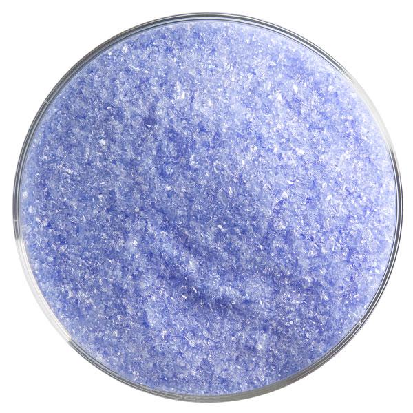 Bullseye Frit - Light Sky Blue - Fine - 2.25kg - Transparent