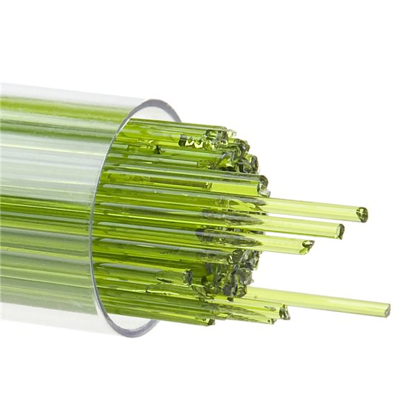 Bullseye Stringer - Spring Green - 1mm - 180g - Transparent