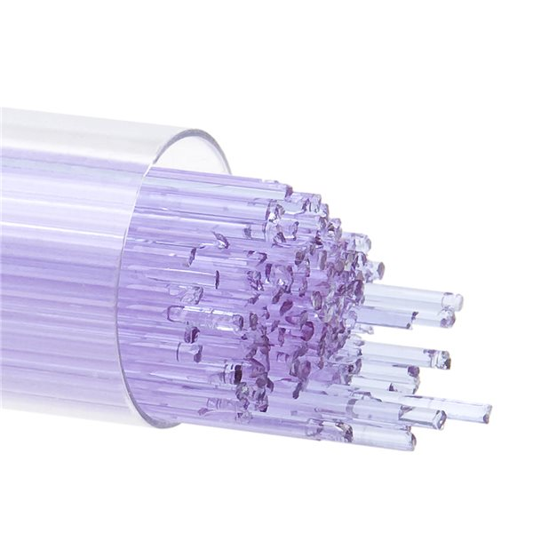 Bullseye Stringer - Neo-Lavender Shift - 1mm - 180g - Transparent
