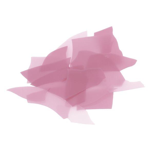 Bullseye Confetti - Pink - 50g - Opalescent