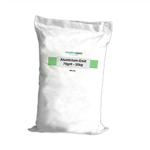 Aluminium-Oxide - 70grit - 25kg