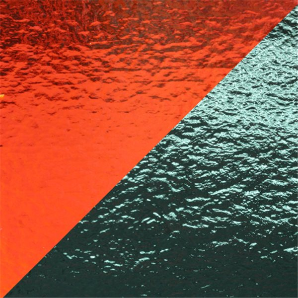Dichroic - Orange/Cyan - On Thin Clear - 2mm