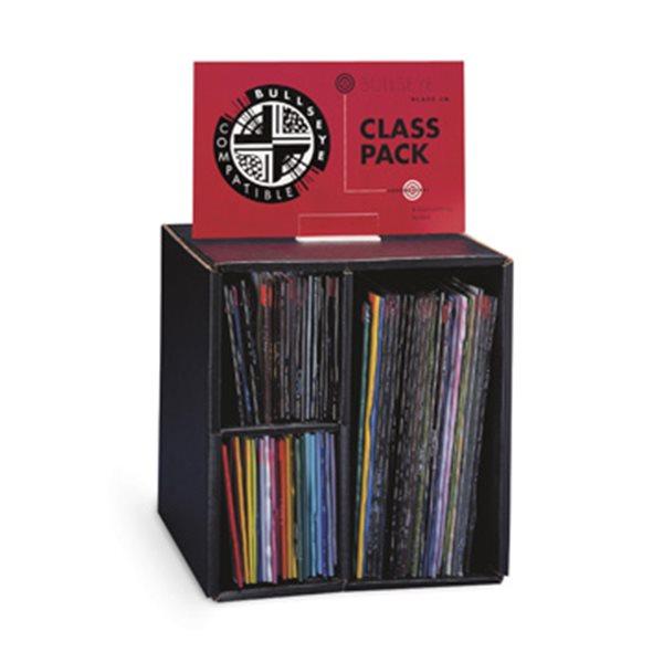 Bullseye Class Pack - Verres Assortis pour Fusing