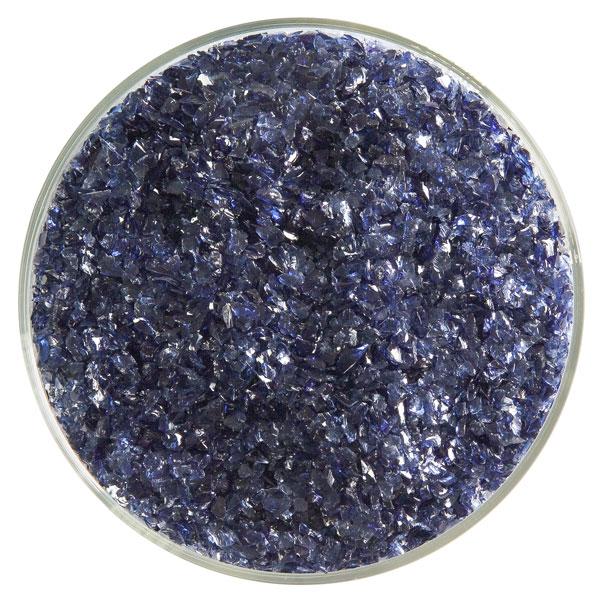 Bullseye Frit - Midnight Blue - Medium - 2.25kg - Transparent