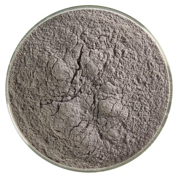 Bullseye Frit - Black - Powder - 450g - Opalescent