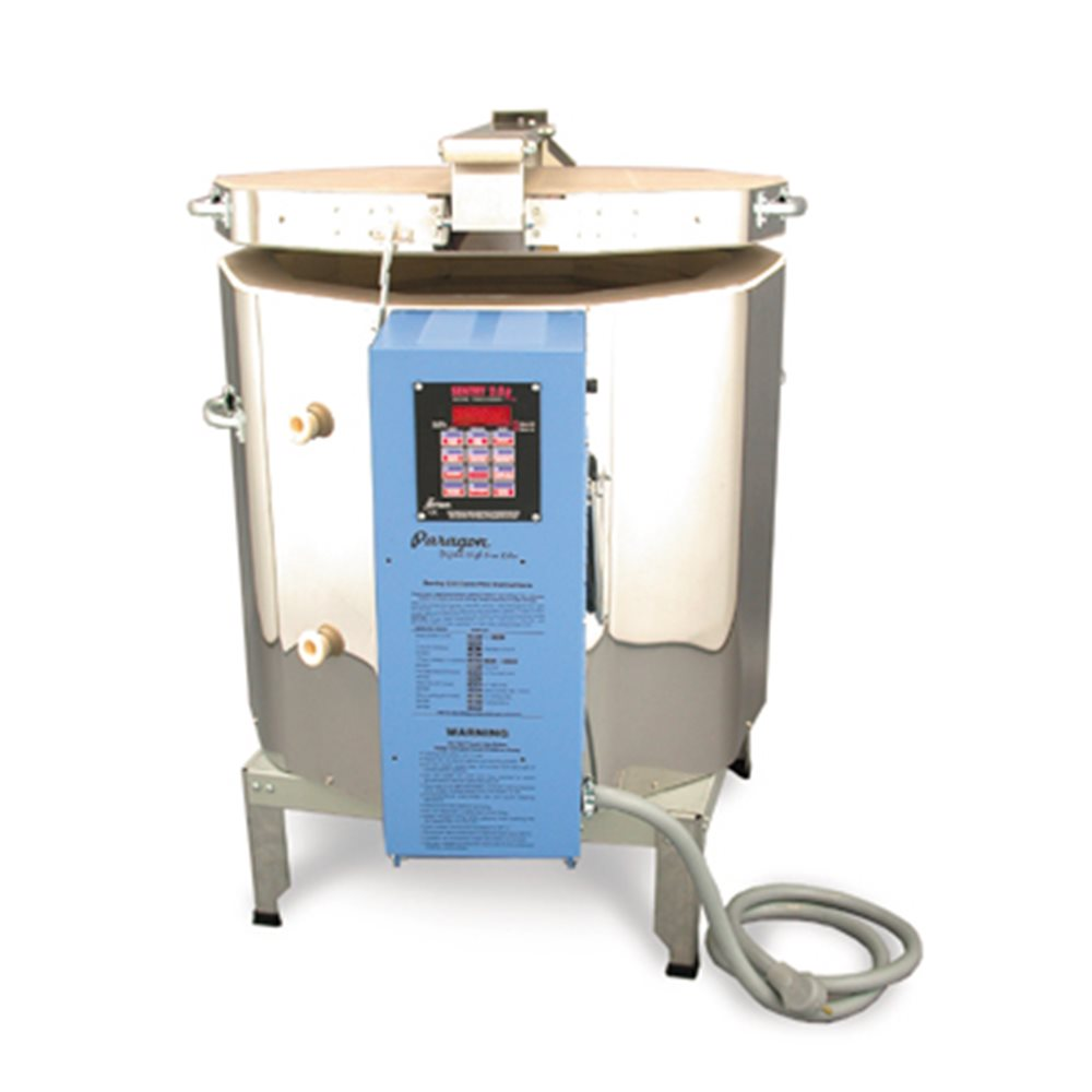 Ceramic Kiln - Touch and Fire - 23-3v: 142ltr
