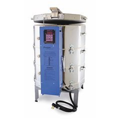 Ceramic Kiln - Touch and Fire - 24-3v: 198ltr