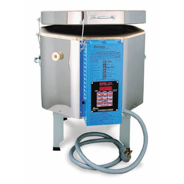 Ceramic Kiln - Touch and Fire - 1613-3v: 46ltr