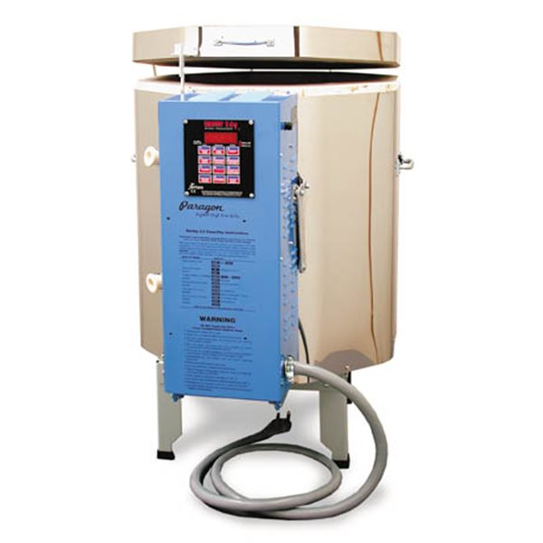 Ceramic Kiln - Touch and Fire - 82-3v: 82ltr