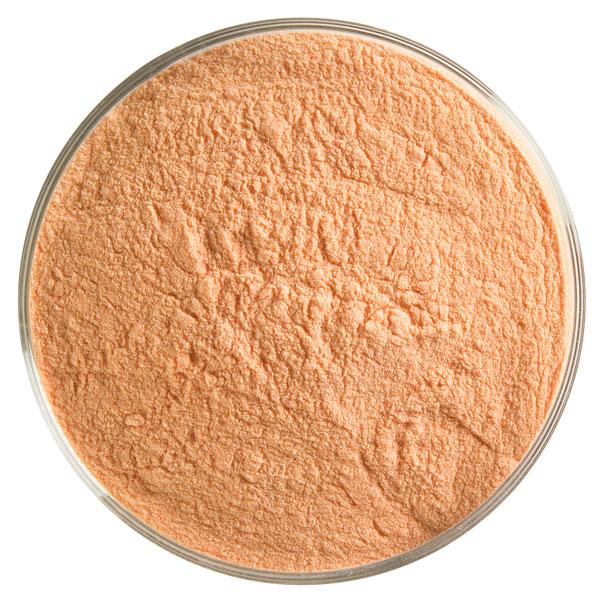 Bullseye Frit - Red Opal - Powder - 450g - Opalescent