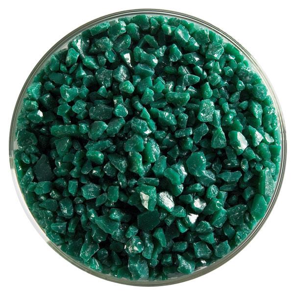 Bullseye Frit - Jade Green - Coarse - 450g - Opalescent