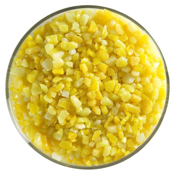 Bullseye Frit - Sunflower Yellow - Coarse - 450g - Opalescent