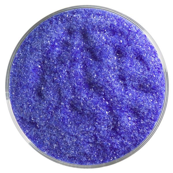 Bullseye Frit - Deep Royal Blue - Fine - 450g - Transparent