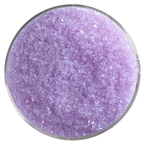 Bullseye Frit - Neo-Lavender Shift - Medium - 450g - Transparent