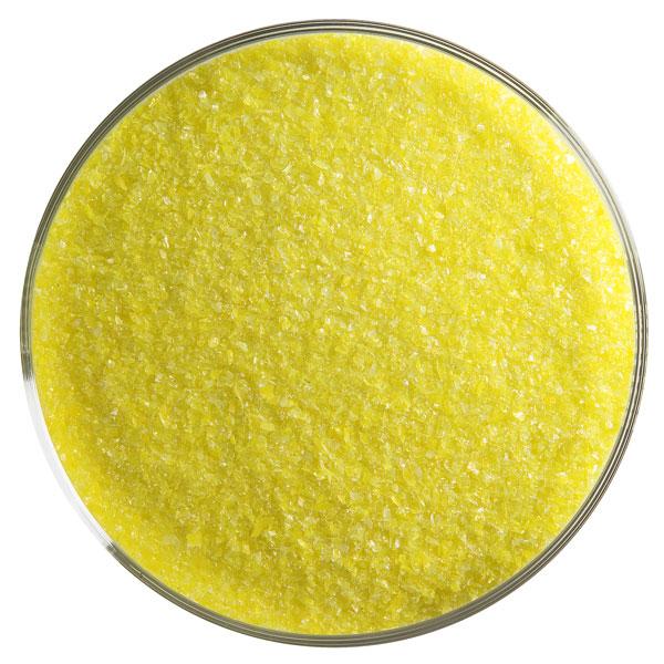 Bullseye Frit - Canary Yellow - Fine - 450g - Opalescent