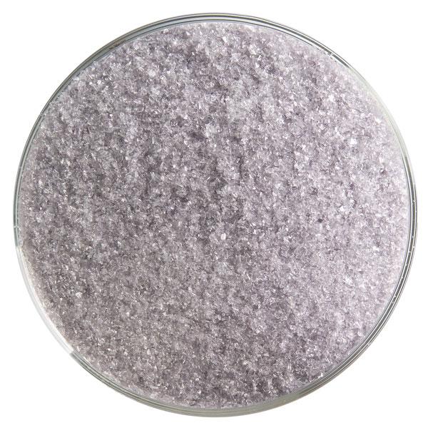 Bullseye Frit - Light Silver - Fine - 450g - Transparent