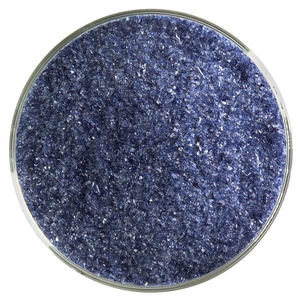 Bullseye Frit - Midnight Blue - Fine - 450g - Transparent