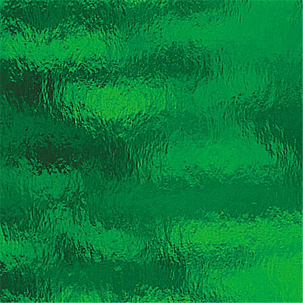 Spectrum Light Green - Rough Rolled - 3mm - Non-Fusible Glass Sheets