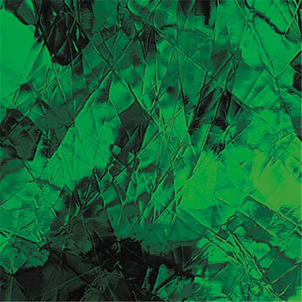 Spectrum Medium Green - Artique - 3mm - Non-Fusible Glass Sheets