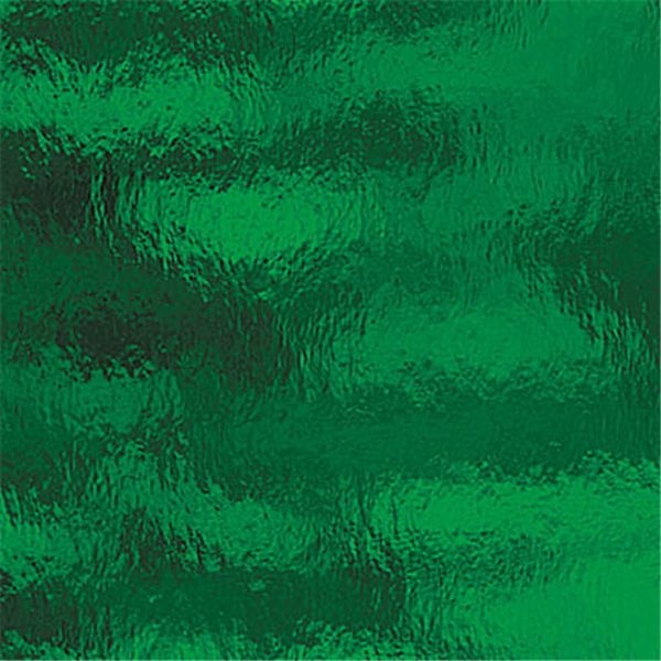 Spectrum Medium Green - Rough Rolled - 3mm - Non-Fusible Glass Sheets