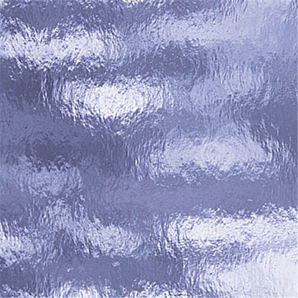 Spectrum Pale Blue - Rough Rolled - 3mm - Non-Fusible Glass Sheets