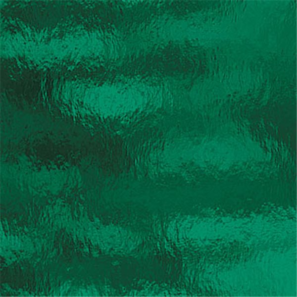 Spectrum Hunter Green - Rough Rolled - 3mm - Non-Fusible Glass Sheets