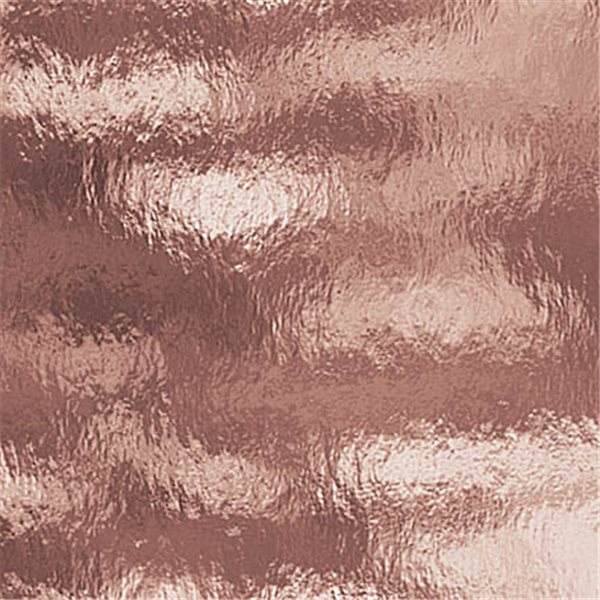 Spectrum Pink Champagne - Rough Rolled - 3mm - Non-Fusible Glass Sheets