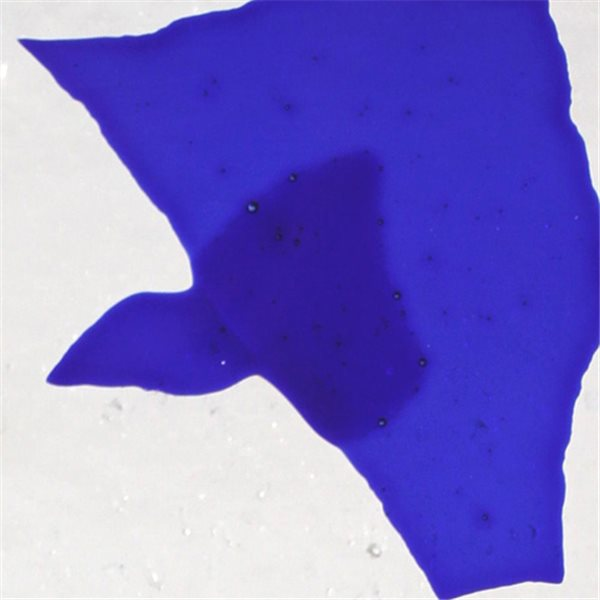 Confetti - Cobalt Blue - 400g - for Float Glass