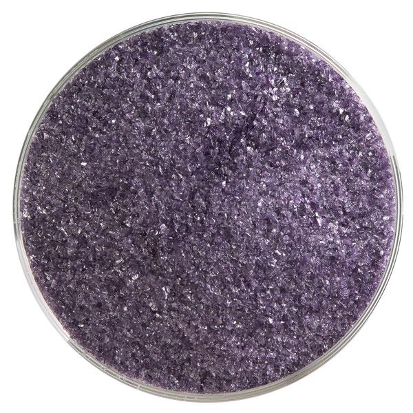 Bullseye Frit - Deep Royal Purple - Fine - 450g - Transparent