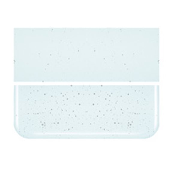 Bullseye Aqua Blue Tint - Transparent - 3mm - Fusible Glass Sheets