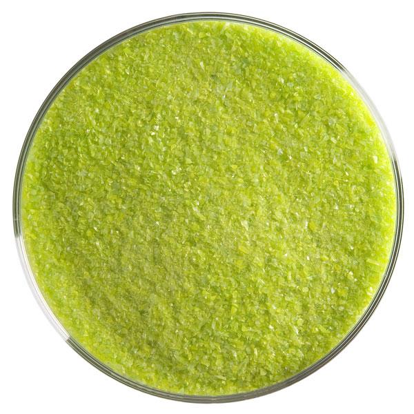 Bullseye Frit - Spring Green - Fine - 450g - Opalescent