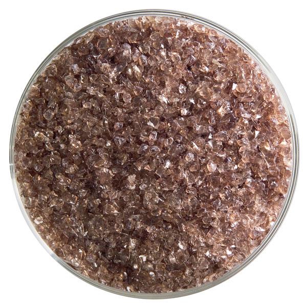 Bullseye Frit - Light Bronze - Medium - 450g - Transparent