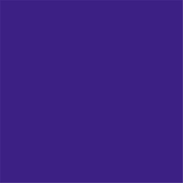 Spectrum Deep Cobalt Light Blue - Opalescent - 3mm - Fusible Glass Sheets