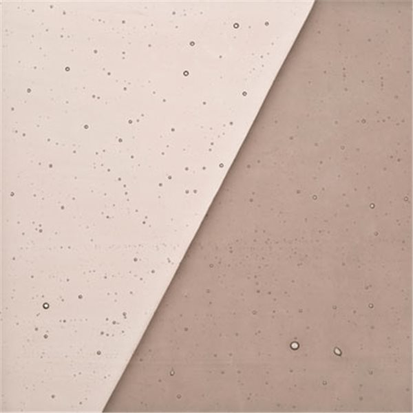 Uroboros Taupe - Transparent - 3mm - Fusible Glass Sheets