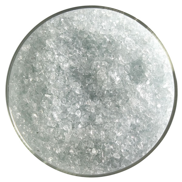 Bullseye Frit - Juniper Blue Tint - Medium - 450g - Transparent