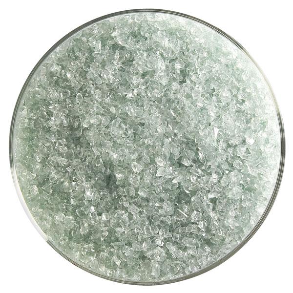 Bullseye Frit - Spruce Green Tint - Medium - 2.25kg - Transparent