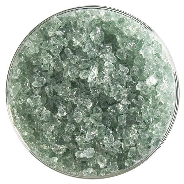 Bullseye Frit - Spruce Green Tint - Coarse - 450g - Transparent