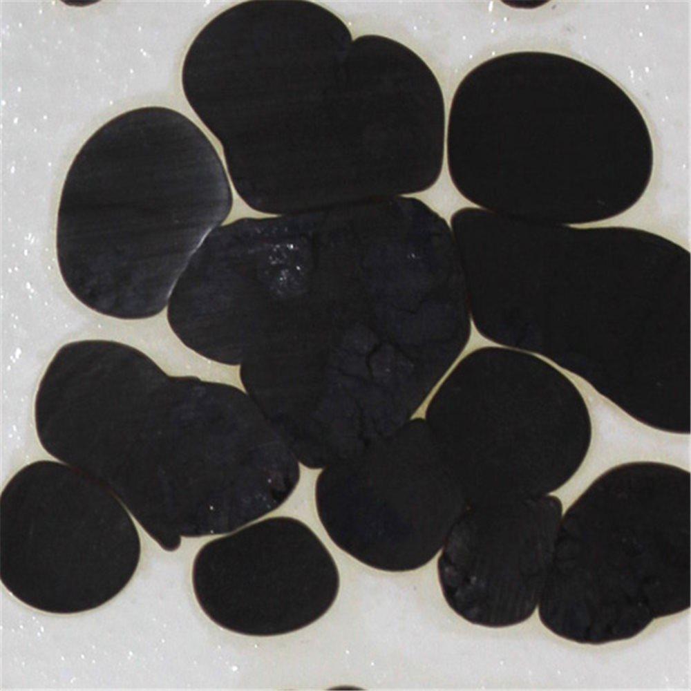 Frit - Black - Coarse - 1kg - for Float Glass
