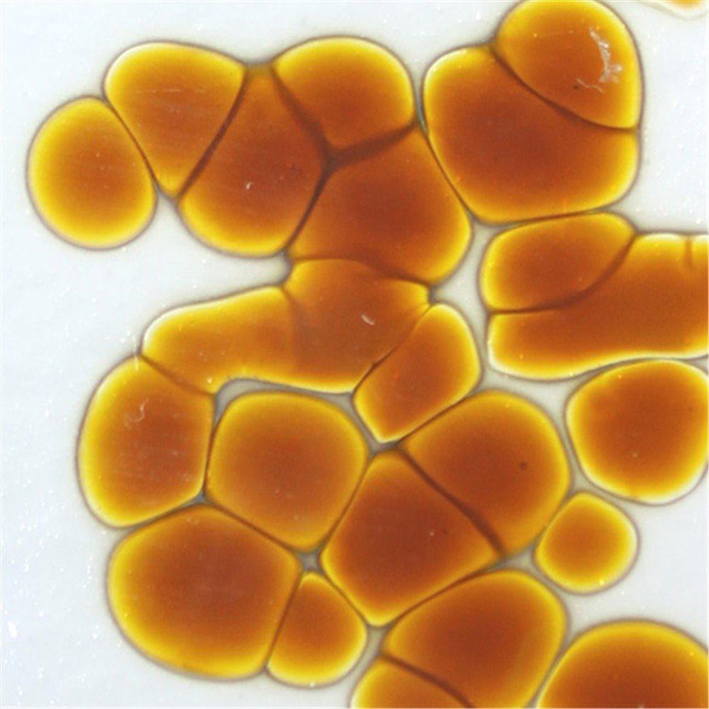 Frit - Amber - Coarse - 1kg - for Float Glass