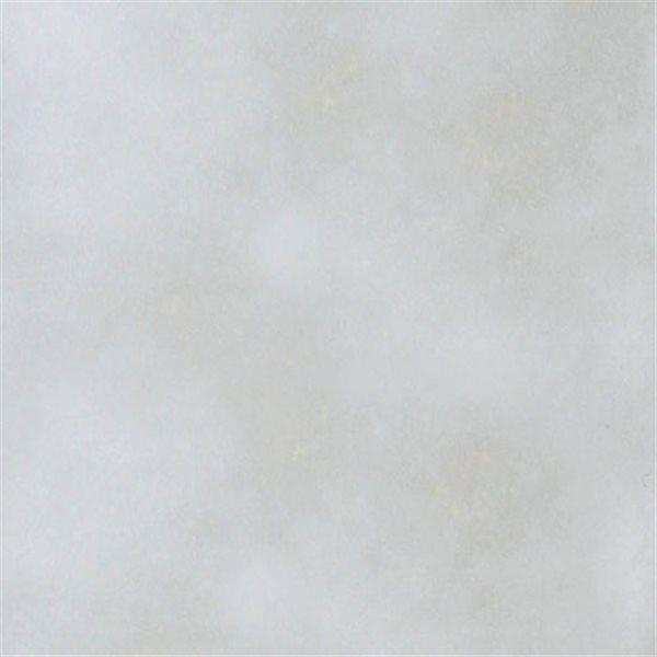 Frit - Opaque White Dense - Fine Powder - 1kg - for Float Glass