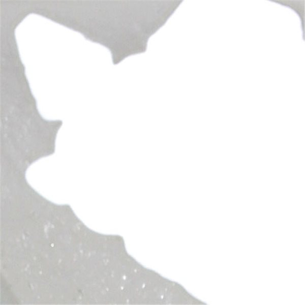 Confetti - Opaque White Extra Dense - 400g - for Float Glass