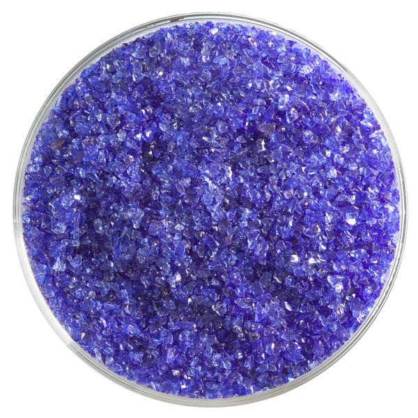 Bullseye Frit - Gold Purple - Medium - 450g - Transparent
