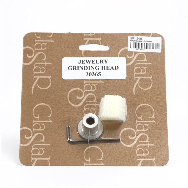 Glastar Grinding Bit - 25mm - Jewellery Grinder