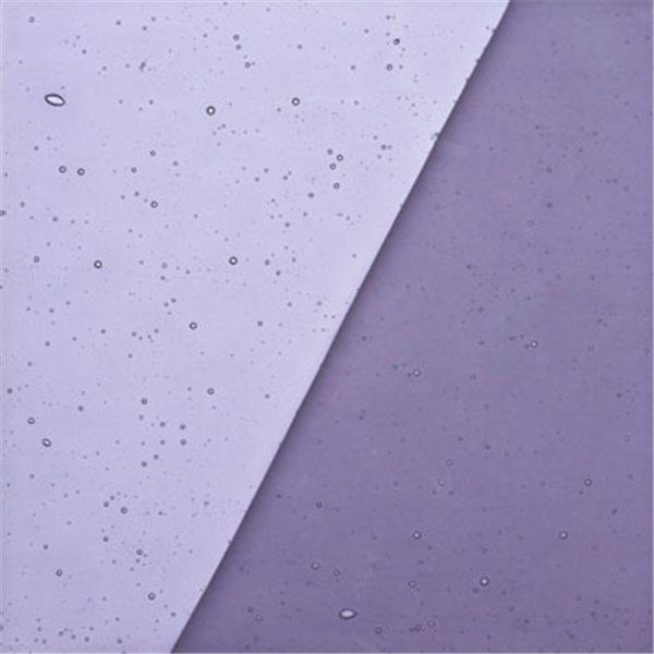 Uroboros Periwinkle Blue - Transparent - 3mm - Fusing Glas Tafeln