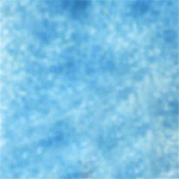 Frit - Dark Aquamarine - Fine Powder - 1kg - for Float Glass