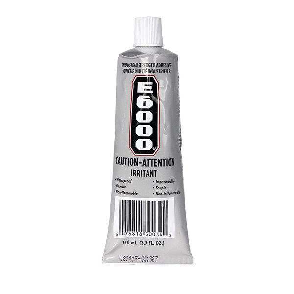 E-6000 Glue for Glass and Metal