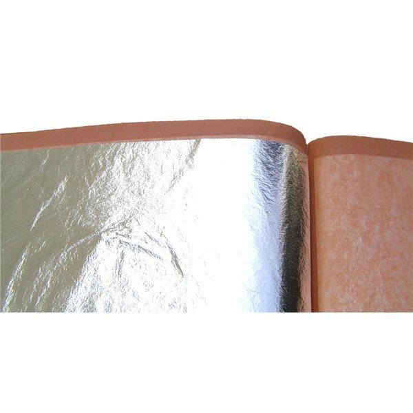 Silver Foil - 8x8cm - 25sheets