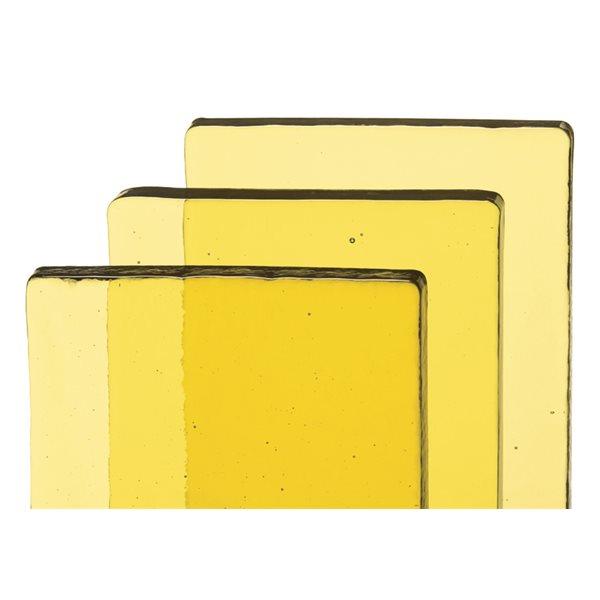 Bullseye Billets - Pale Yellow - Transparent