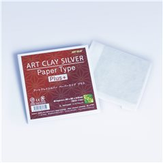 Art Clay Silver - Paper Type - 75x75mm